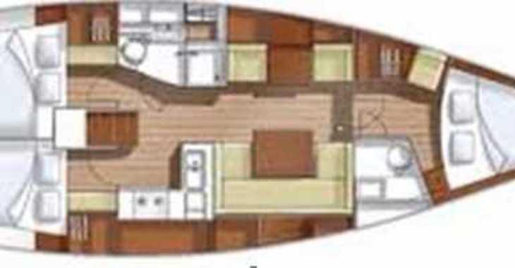 Alquilar velero Hanse 400E en Zaton Marina, Zaton