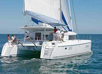 Rent a catamaran in Marina CostaBaja - Lagoon 421
