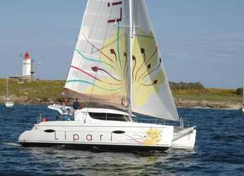 Rent a catamaran in Marina Port Pin Rolland - Lipari 41 Evolution