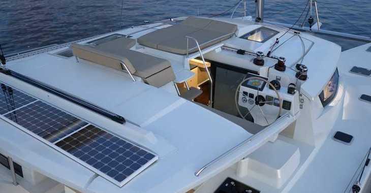 Alquilar catamarán Helia 44 en Eden Island Marina, Mahé