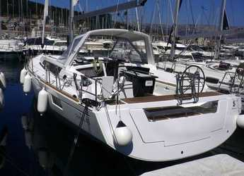 Rent a sailboat in Marina Mandraki - Oceanis 48