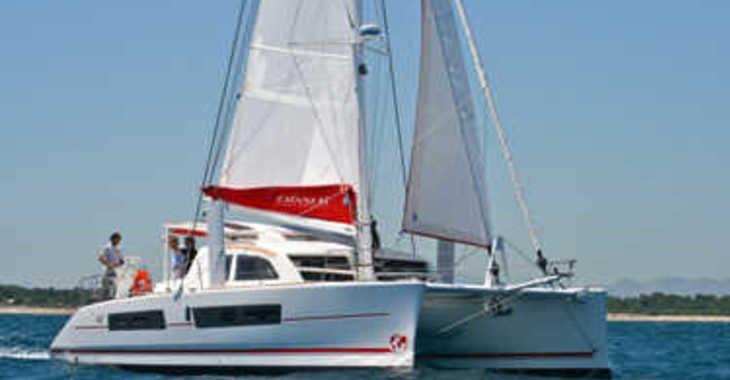 Alquilar catamarán Catana 42 Carbon Infusion en Marina Le Marin, Le Marin
