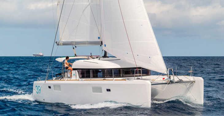 Alquilar catamarán Lagoon 39 en Club Marina, Gocek