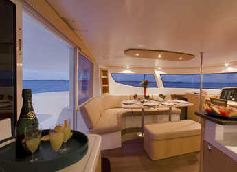 Chartern Sie katamaran Salina 48 in Marina Port Royale, Marigot