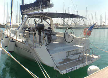 Rent a sailboat in Marina Mandraki - Oceanis 41