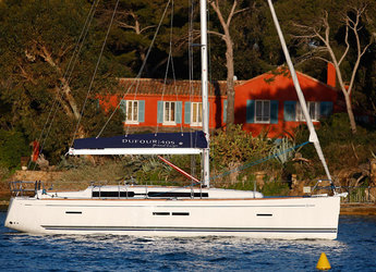 Rent a sailboat in Blue Lagoon - Dufour 405 Grand Large