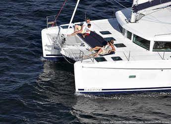 Alquilar catamarán Lagoon 420 en Marina CostaBaja, La Paz