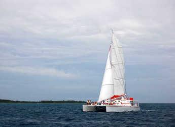Rent a catamaran in Yacht Haven Marina - Dream 82