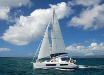 Rent a catamaran in Langkawi Yacht Club - Catana 41 Ocean Class
