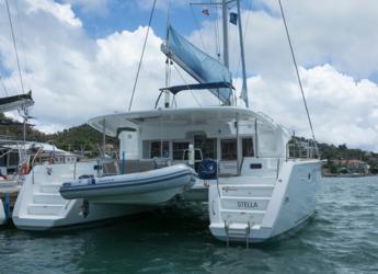 Alquilar catamarán en JY Harbour View Marina - Lagoon 450