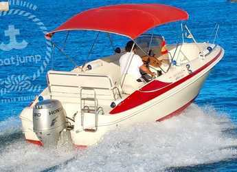 Rent a motorboat in Marina Deportiva Alicante - Sensacion Viva 600