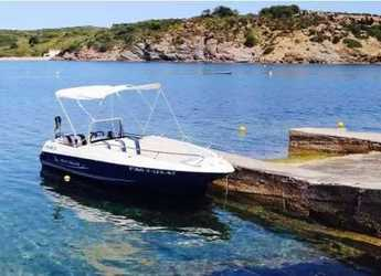 Rent a motorboat Sport Boat in Port Mahon, Mahon
