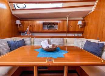 Rent a sailboat Wauquiez Centurion 45 s  in Port of Ciutadella, Ciutadella de Menorca