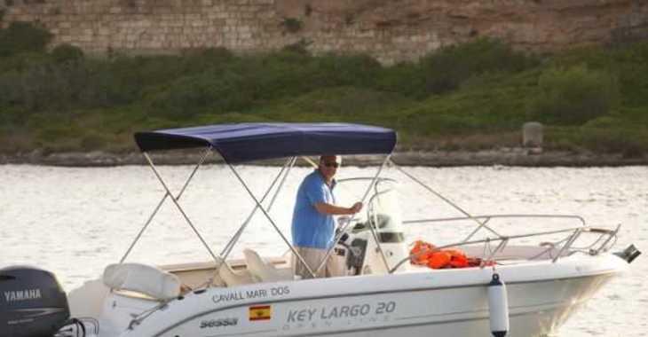 Alquilar barco a motor Sessa 20 en Port Mahon, Mahon