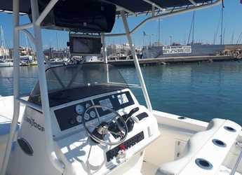 Rent a motorboat in Port of Can Pastilla -  Wellcraft 238 CCF
