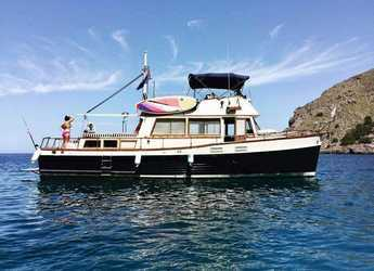 Rent a yacht in Port de Soller - GRAND BANKS 42 CLASSIC