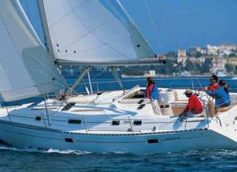Rent a sailboat in Port Olimpic de Barcelona - Beneteau Oceanis Clipper 361