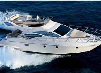 Rent a yacht in Port Olimpic de Barcelona - AZIMUT 46