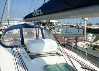 Alquilar velero Jeanneau Sun Odyssey 37 en Platja de ses salines, Ibiza (ciudad)