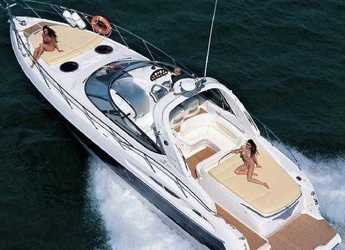 Rent a yacht in Port of Pollensa - Cranchi 41 Endurance