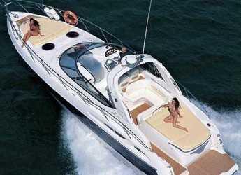Chartern Sie yacht in Port of Pollensa - Cranchi 41 Endurance