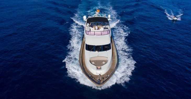 Alquilar yate Mochi Craft 85 en Marina Port de Mallorca, Palma de mallorca