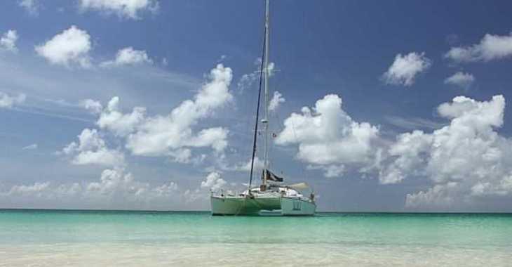 Alquilar catamarán Privilege 48 en Inner Harbour Marina (Road Town), Road town