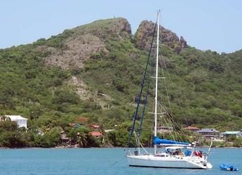 Alquilar velero Sovereign 51  en Inner Harbour Marina (Road Town), Road town