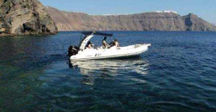 Chartern Sie motorboot in Santorini - SP/B Explorer Elite