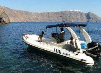 Alquilar lancha en Santorini - SP/B Explorer Elite
