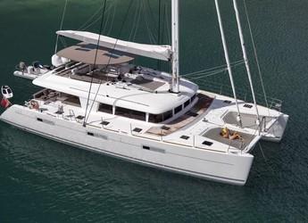 Alquilar catamarán Lagoon 620 en Marina Fort Louis, Marigot