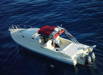 Chartern Sie motorboot in Milos - Oceanic Alegria 37