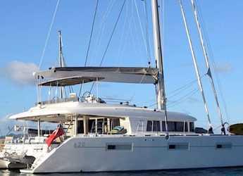 Alquilar catamarán Lagoon 62  en Port Louis Marina, Saint George´s