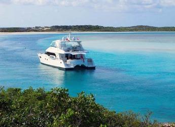 Alquilar catamarán a motor Horizon 60 en Palm Cay Marina, Nassau