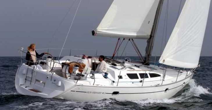 Alquilar velero Jeanneau Sun Odyssey 40.3 en Port Mahon, Mahon