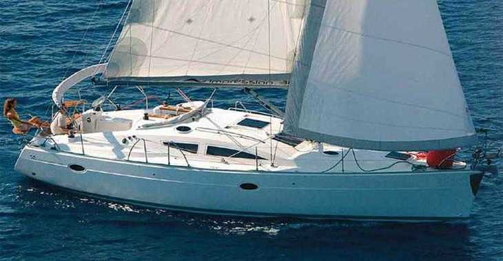 Rent a sailboat in Port Mahon - Elan 384