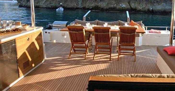 Alquilar catamarán Fountain Pajot 58  en Nanny Cay, Tortola