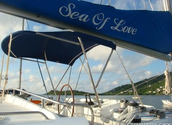 Chartern Sie katamaran Lagoon 44  in Tortola Trellis Bay, Tortola