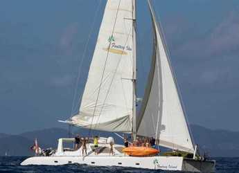 Rent a catamaran in American Yacht Harbor - Voyage 58