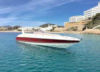 Rent a yacht in Marina Botafoch - Sunseeker Apache 45