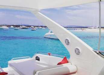 Rent a yacht  Astondoa 40 in Port of Santa Eulària , Santa Eulària des Riu