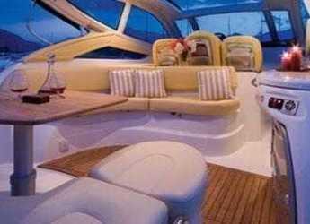 Rent a yacht Cranchi 43 Mediterránea in Port of Santa Eulària , Santa Eulària des Riu