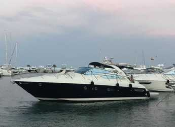 Rent a yacht in Port of Santa Eulària  - Cranchi 43 Mediterránea