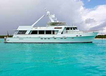 Alquilar yate Christensen en Palm Cay Marina, Nassau