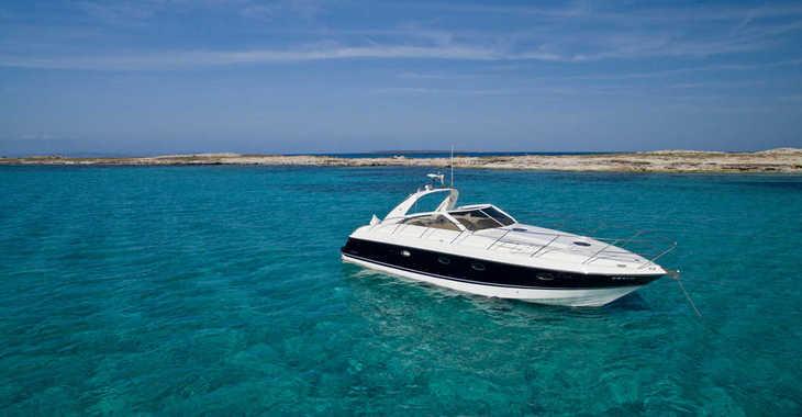 Alquilar yate Princess V40 en Marina Ibiza, Ibiza (ciudad)