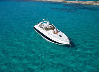 Rent a yacht in Marina Ibiza - Princess V40
