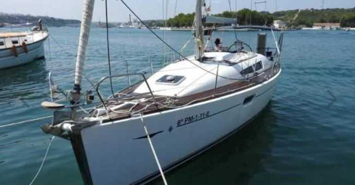 Rent a sailboat in Port Mahon - Jeanneau Sun Odyssey 36.1