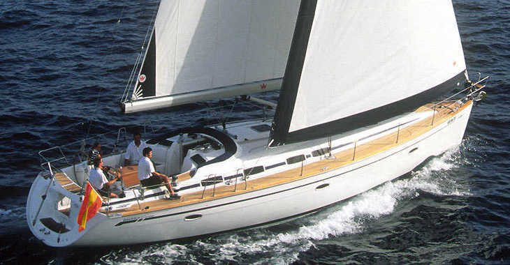 Alquilar velero Bavaria 46 en Santander, Cantabria