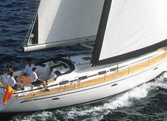 Rent a sailboat in Santander - Bavaria 46