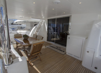 Rent a yacht Monte Fino in Harbour View Marina, Marsh Harbour